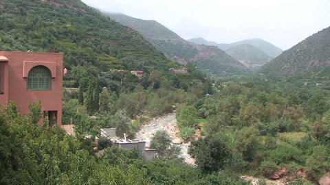 Ourika valley Footage