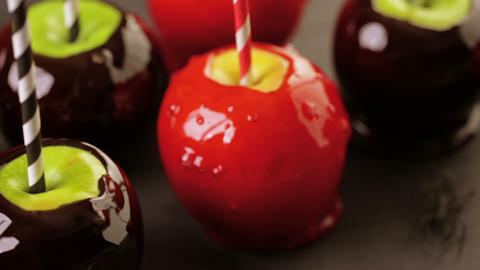 Candy apples, Live Action