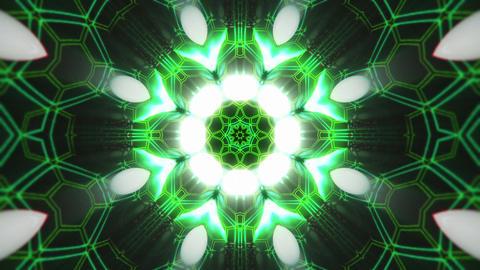 VJ Loops Color Energy Kaleidoscope