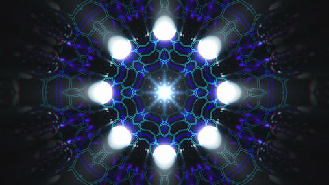 VJ Loop Color Energy Kaleidoscope 12 Animation