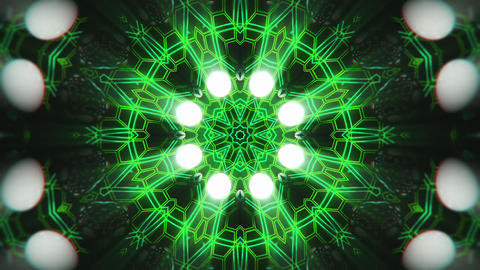 VJ Loop Color Energy Kaleidoscope 15 Animation