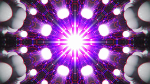 VJ Loop Color Energy Kaleidoscope 2 Animation