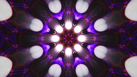 VJ Loop Color Energy Kaleidoscope 5 Animation