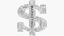 Dollar sign E-commerce brand marketing strategies online business typography Live Action