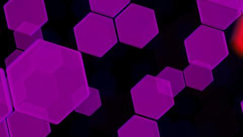 Hexagon 2 Aa 2 HD Stock Video Footage