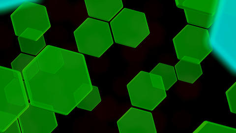 Hexagon 2 Aa 2 HD Animation