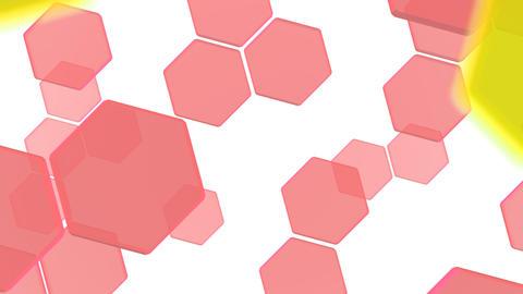 Hexagon 2 Aa 4 HD Stock Video Footage