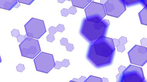 Hexagon 2 Ab 4 HD Stock Video Footage