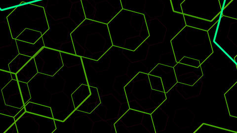 Hexagon 2 Ad 2 HD Animation