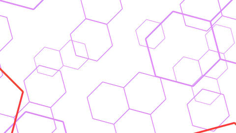 Hexagon 2 Ad 4 HD Animation