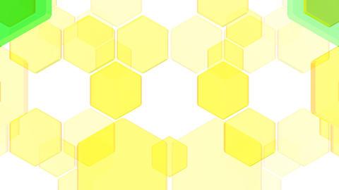 Hexagon 2 Ba 4 HD Stock Video Footage