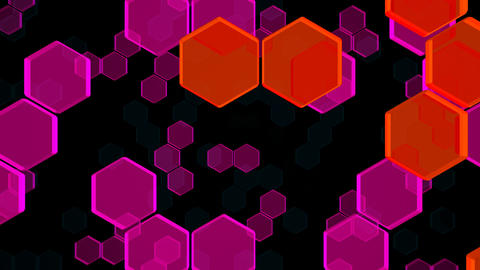 Hexagon 2 Bb 2 HD Animation