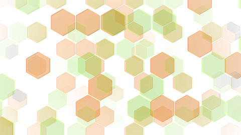 Hexagon 2 Ca 4 HD Animation
