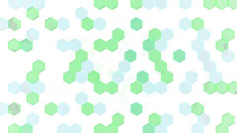 Hexagon 2 Cb 4 HD Stock Video Footage