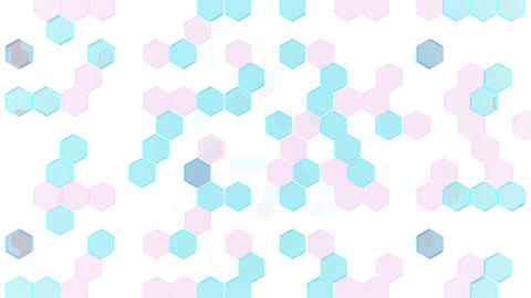 Hexagon 2 Cb 4 HD Animation