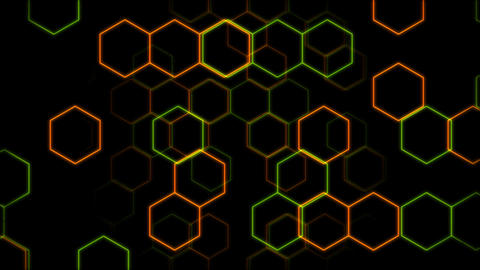 Hexagon 2 Cd 2 HD Animation