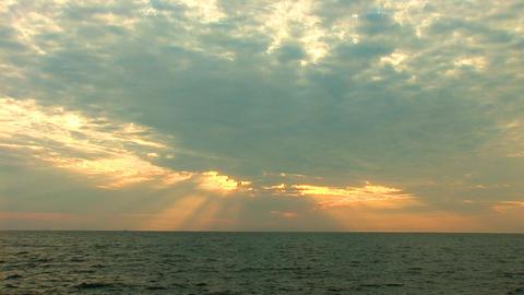 sunrise a Stock Video Footage