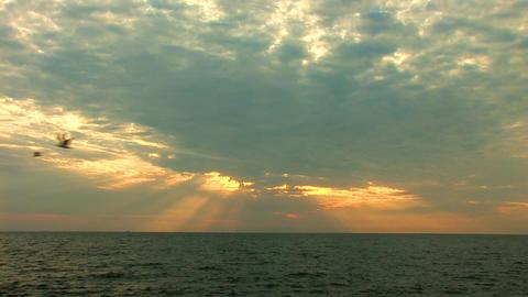 sunrise a Footage