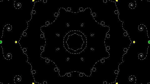 Geometric 14 Stock Video Footage