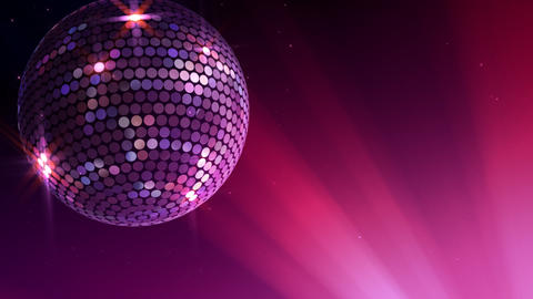 Mirror Ball 2 Nb 2 HD Stock Video Footage