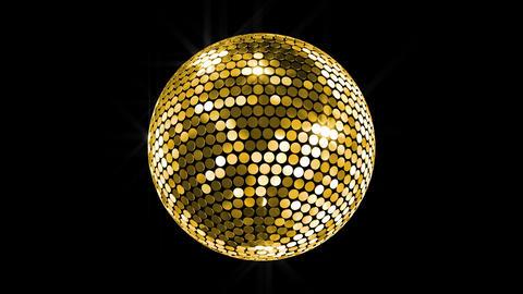 Mirror Ball 2 Bg 1 HD Stock Video Footage