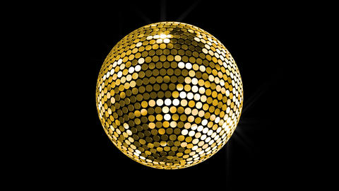Mirror Ball 2 Bg 1 HD Animation