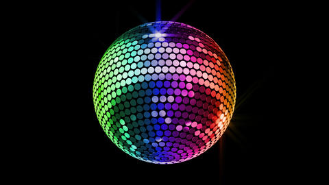 Mirror Ball 2 Br 2 HD Animation