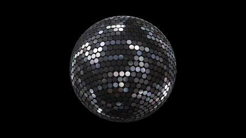 Mirror Ball 2 Bs 1 HD Stock Video Footage
