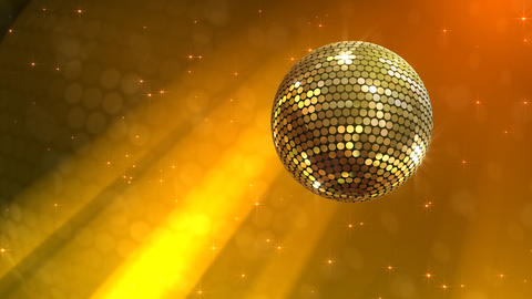 Mirror Ball 2 Sa 1 HD Stock Video Footage