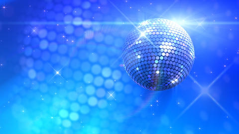Mirror Ball 2 Sc 1 HD Stock Video Footage