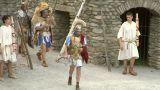 roman gaul arena 01 Footage