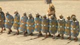 roman praetorian deployment 06 Footage