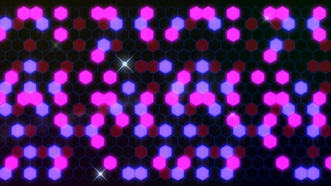 Hexagon 3 Neon Light 2