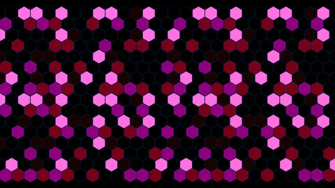 Hexagon 3 Aa 3 HD Animation