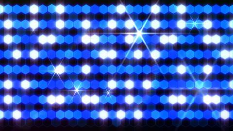 Hexagon 3 Ab 1 Flash HD Stock Video Footage