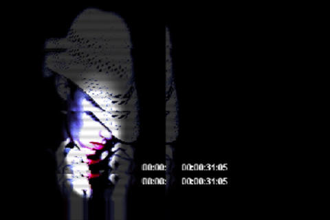 Refracted DJ Stock Video Footage