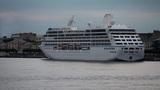 cruise ship Footage