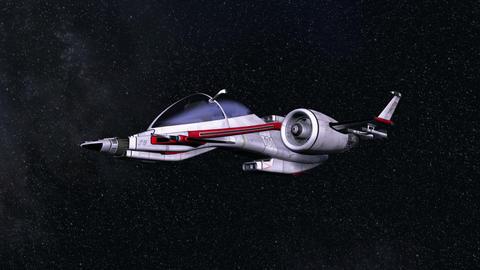宇宙船 stock footage