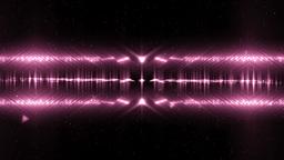 Audio Pink Equalizer Music Animation
