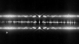 Audio Silver Equalizer Music Animation