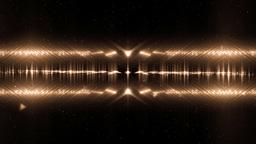 Audio Orange Equalizer Music Animation