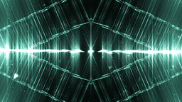 Vj Background Neon Motion With Fractal Design Tunnel Animation