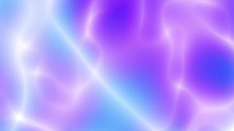 Flowing Pink Blue Smooth Abstract Neon Fractal Background Loop 6 Animation
