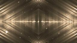 Vj Background Gold Motion With Fractal Design Animation