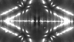 Vj Background Silver Motion With Fractal Design Animation