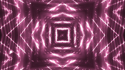Fractal Pink Kaleidoscopic Background Animation