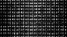 VJ Floodlights Disco Silver Background Animation