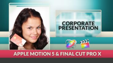 Presentation Templates For Apple Motion 5 & FCP X