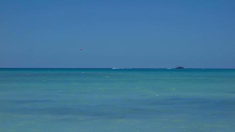Beautiful beaches in paradise, Mauritius Footage