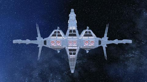 宇宙船 Animation